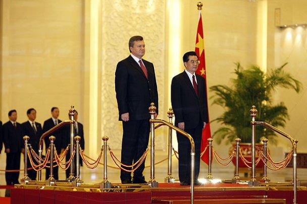 Візит Віктора Януковича до Китаю_20