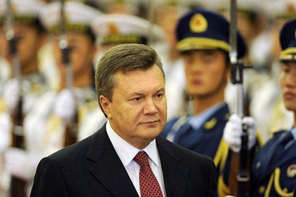 Візит Віктора Януковича до Китаю_1