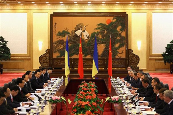 Візит Віктора Януковича до Китаю_3