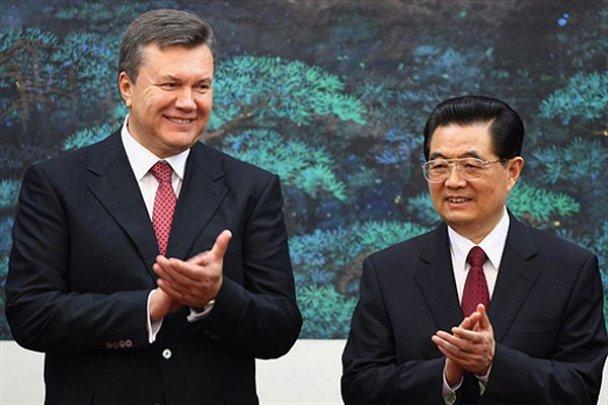 Візит Віктора Януковича до Китаю_6