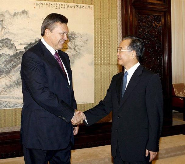 Янукович завершив державний візит до Китаю_1
