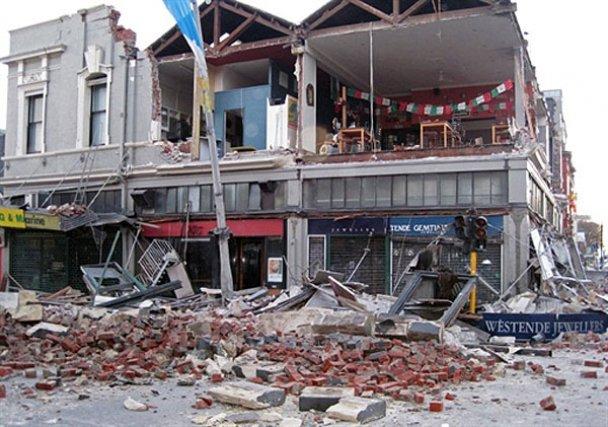 Наслідки землетрусу у Новій Зеландії_1