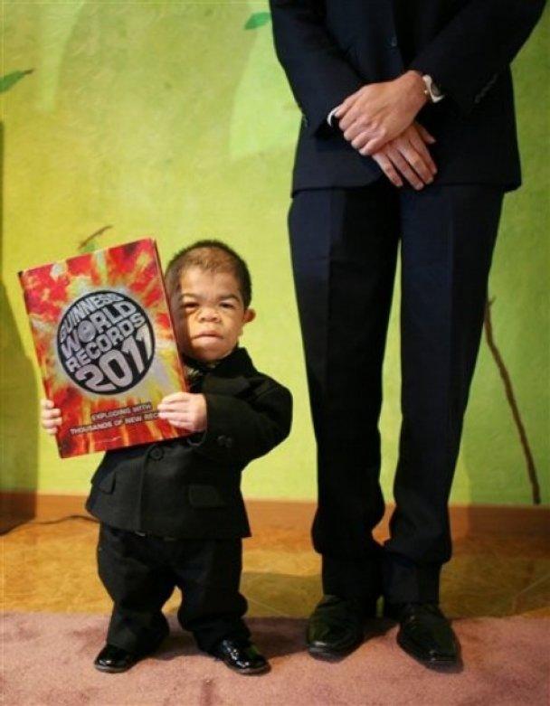 Найнижча людина у світі