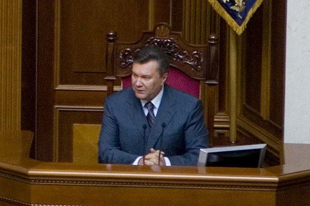 Віктор Янукович у ВР_1