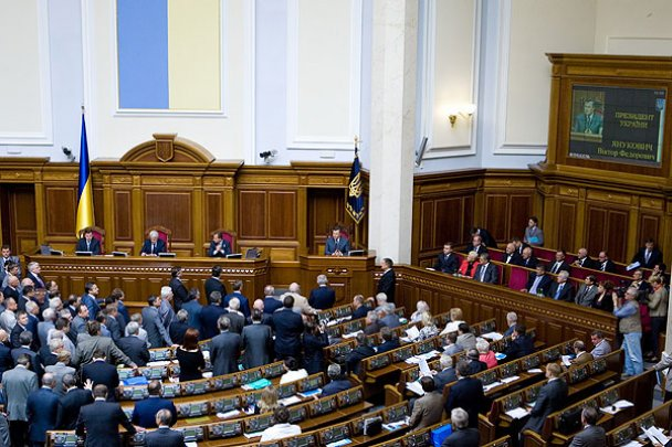 Віктор Янукович у ВР_2