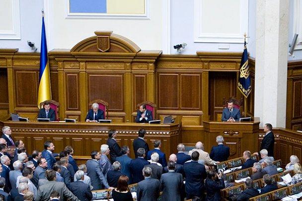 Віктор Янукович у ВР_7