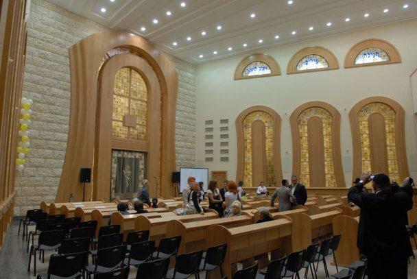 Відкриття синагоги у Кривому Розі_1