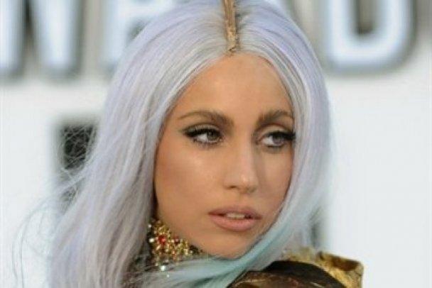 Леді Гага на MTV