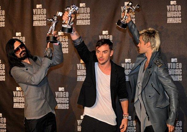 Церемонія нагородження MTV Video Music Awards 2010_31
