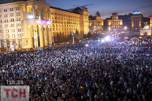 "Концерт на 15-річчя телеканалу ""1+1"" на Майдані_3"