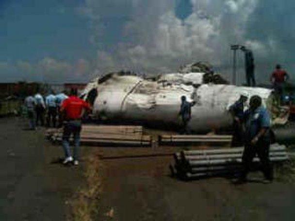 Літак у Венесуелі