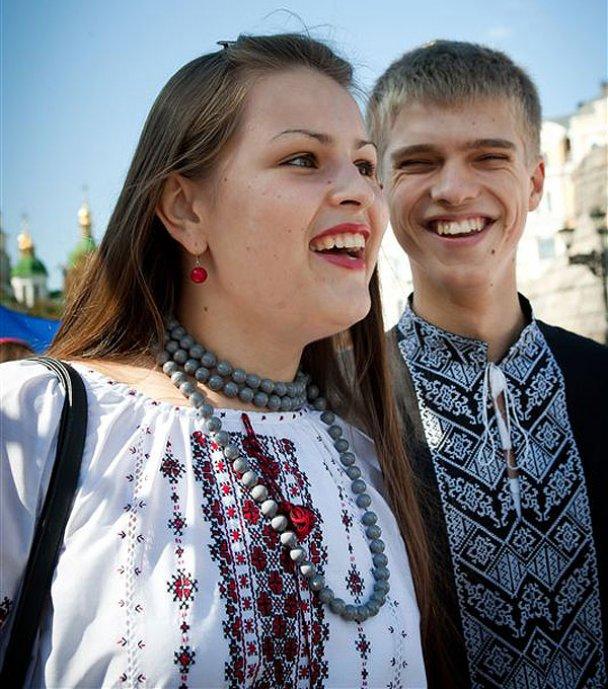 """Марш вишиванок"" у Києві_5"