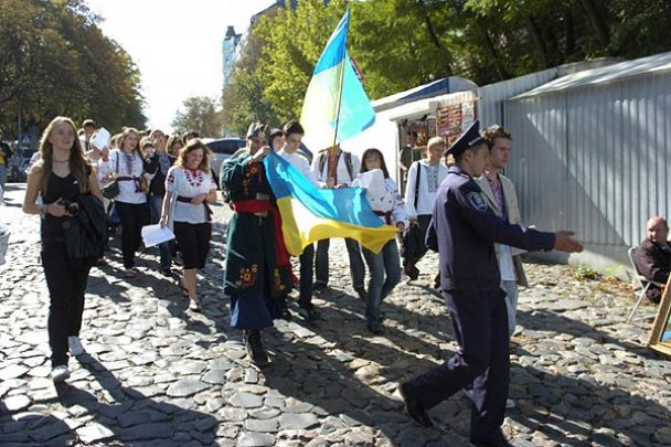 Марш вишиванок у Києві_2