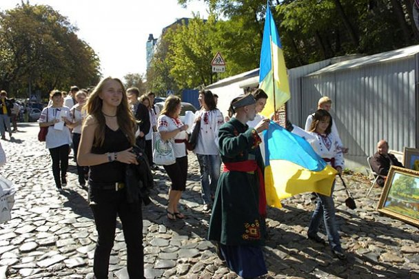 Марш вишиванок у Києві_3