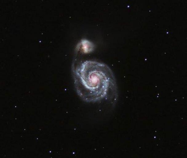 "Кен Макінтош ""Галактика М51"""
