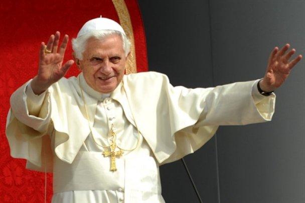 Папа Римський Бенедикт XVI у Британії_9
