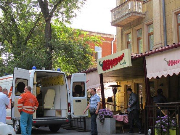 """Вибух у кафе """"Pepperoni"""" у Дніпропетровську_2"""