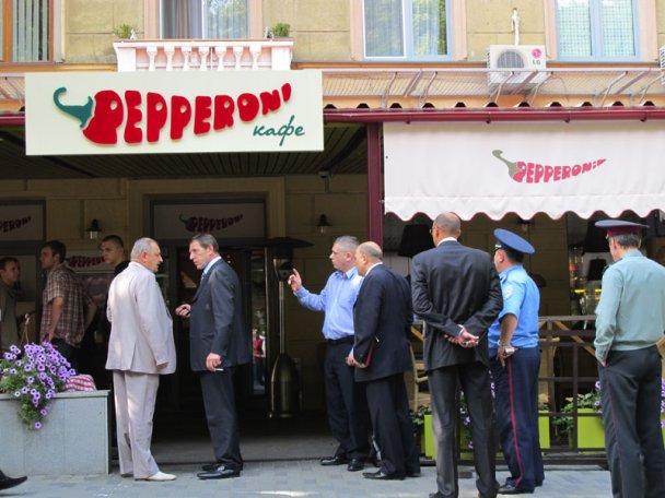 """Вибух у кафе """"Pepperoni"""" у Дніпропетровську_3"""