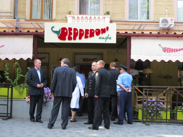 """Вибух у кафе """"Pepperoni"""" у Дніпропетровську_4"""