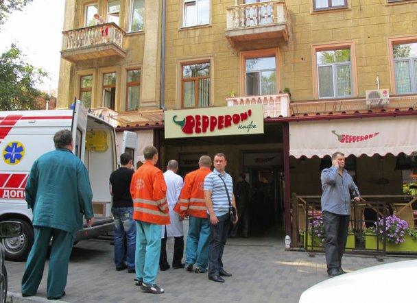 """Вибух у кафе """"Pepperoni"""" у Дніпропетровську_6"""