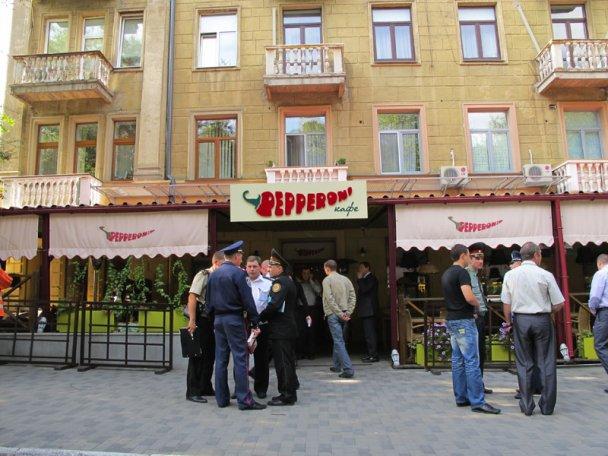 """Вибух у кафе """"Pepperoni"""" у Дніпропетровську_7"""