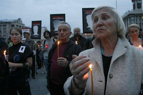 Акція пам'яті 10-тих роковин зникнення Георгія Гонгадзе_3