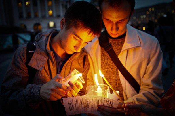 Акція пам'яті 10-тих роковин зникнення Георгія Гонгадзе_2