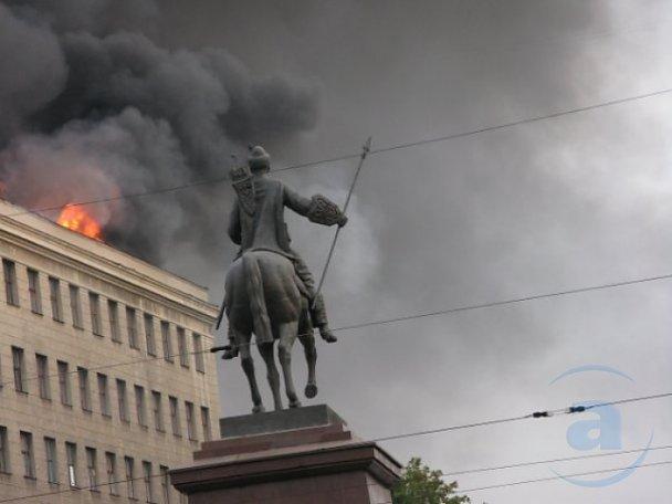 Пожежа в університеті Каразіна_2