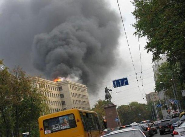 Пожежа в університеті Каразіна_4