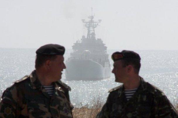 """Військові навчання """"Взаємодія-2010""""_9"""