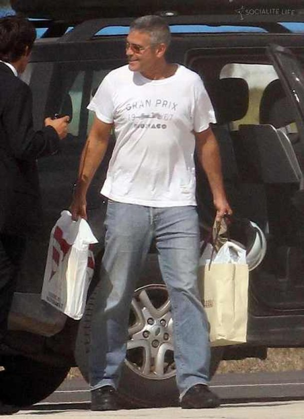 Джордж Клуні, Елізабет Каналіс_8
