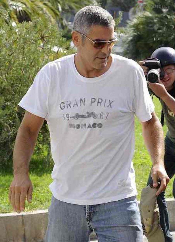 Джордж Клуні, Елізабет Каналіс_9