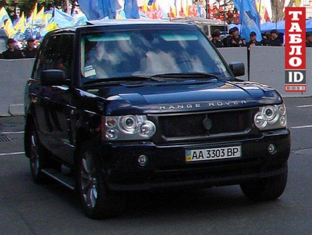 Range Rover Ляшка