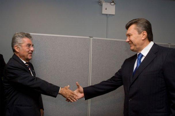 Робочий візит Януковича до США_6