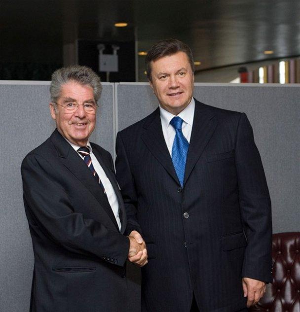 Робочий візит Януковича до США_7