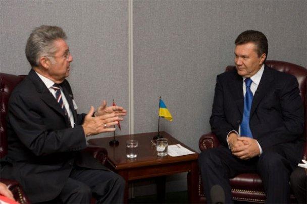 Робочий візит Януковича до США_8