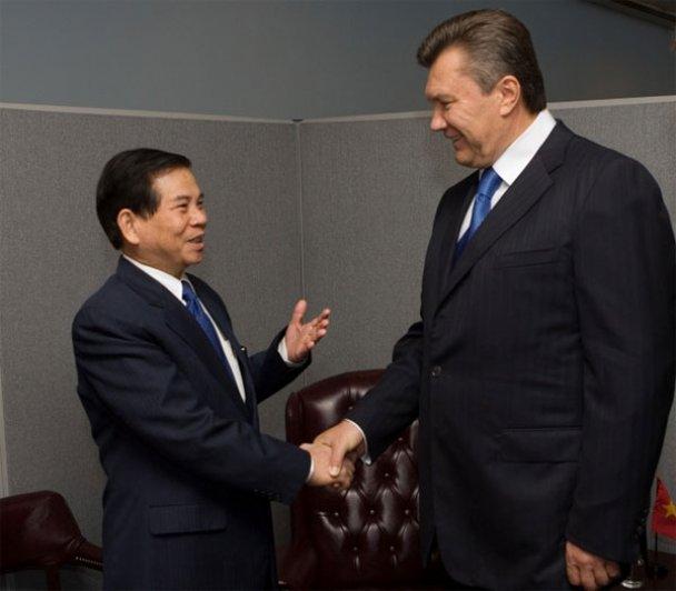 Робочий візит Януковича до США_9
