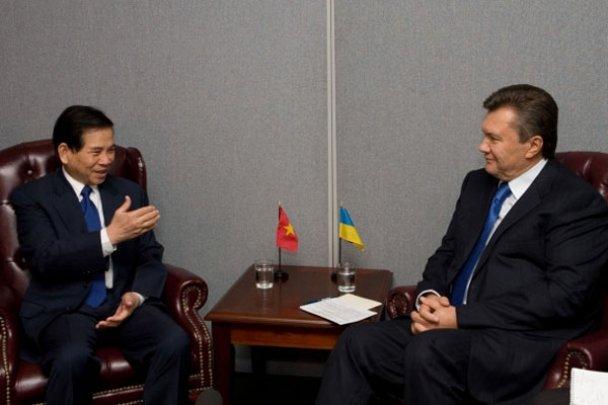 Робочий візит Януковича до США_10
