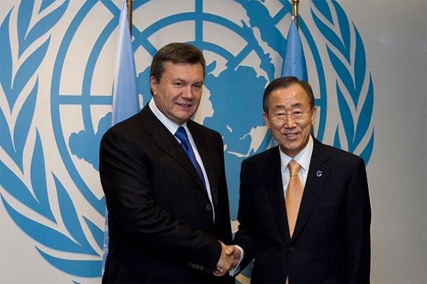Робочий візит Януковича до США_11
