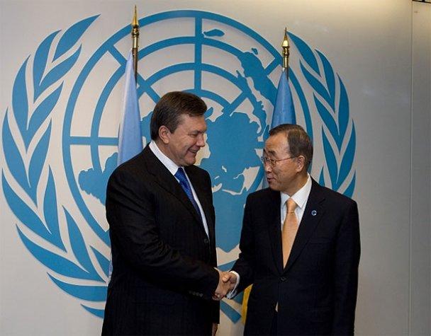 Робочий візит Януковича до США_12