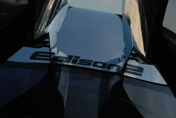 суперкар The Edison2 Very Light Car _3