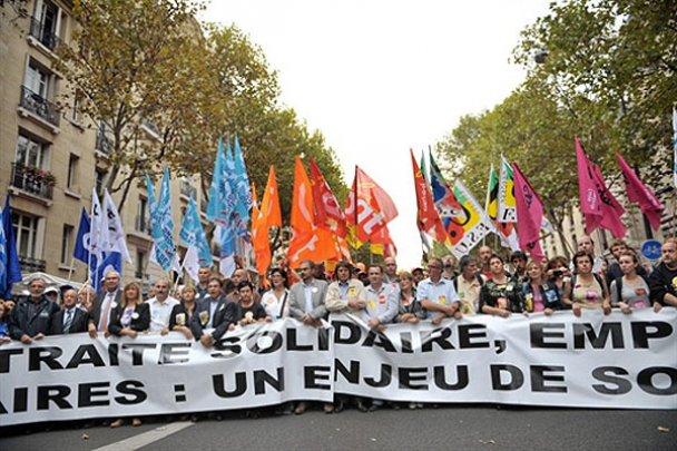 Загальнонаціональний страйк у Франції_1