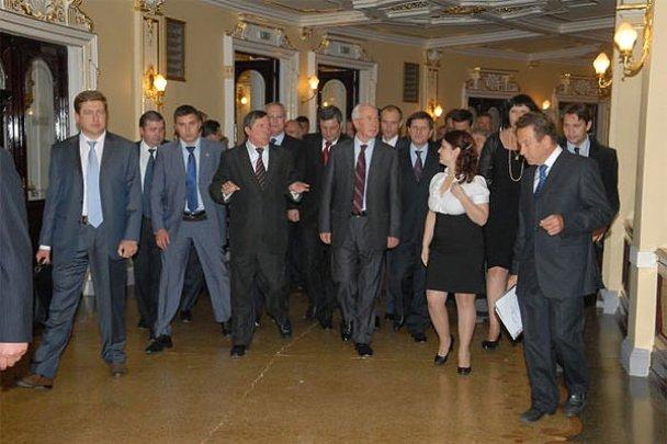 Робоча поїздка Азарова до Одеси_6