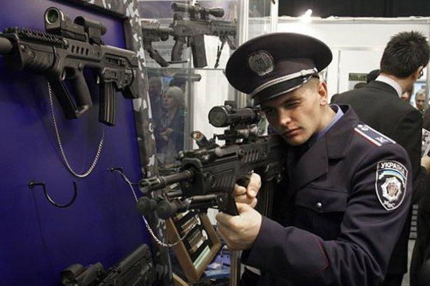 """Виставка """"Зброя і Безпека - 2010"""" у Києві_9"""