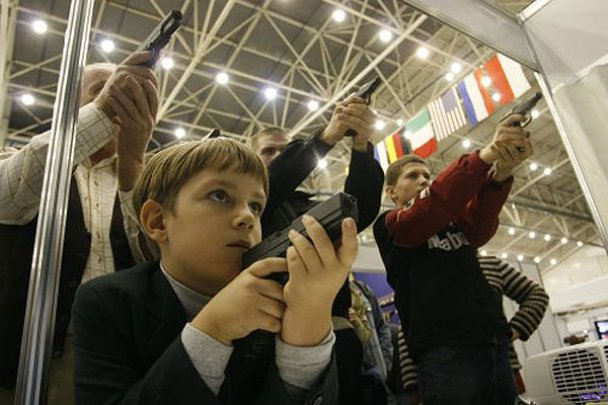 """Виставка """"Зброя і Безпека - 2010"""" у Києві_12"""
