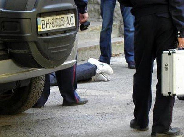 Вбивство Патлатого, Одеса