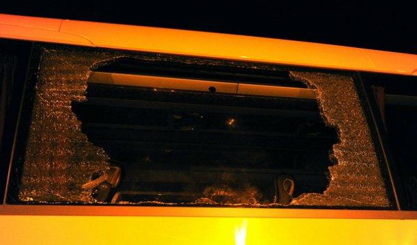 Розбитий автобус Шахтаря_2