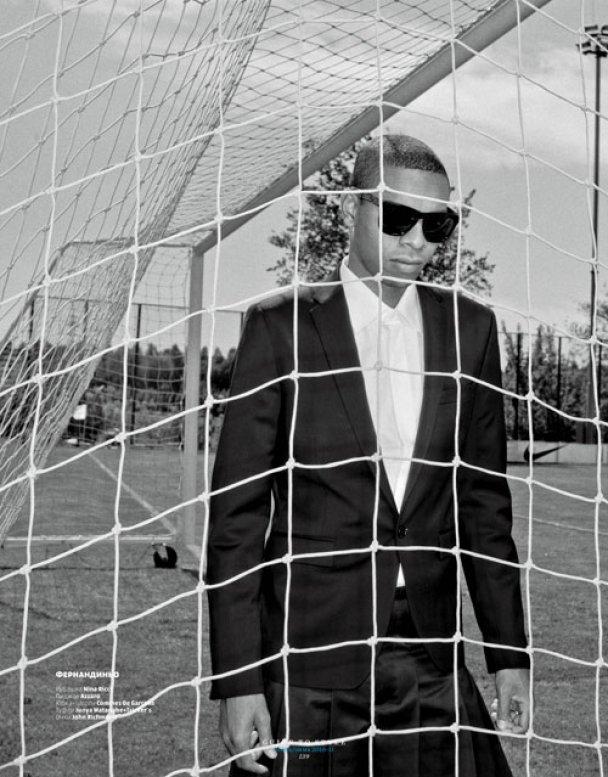 Фотосесія футболістів Шахтаря_3