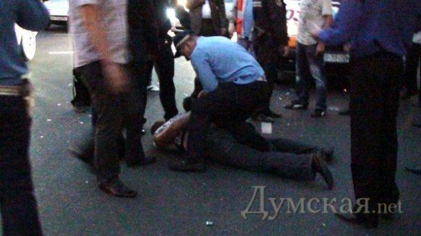 Мажорне ДТП в Одесі