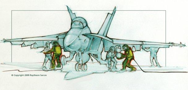 Залізний костюм американських військових_4